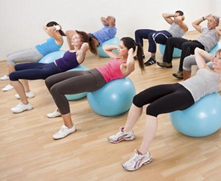 Sessions Pilates Eté 2021